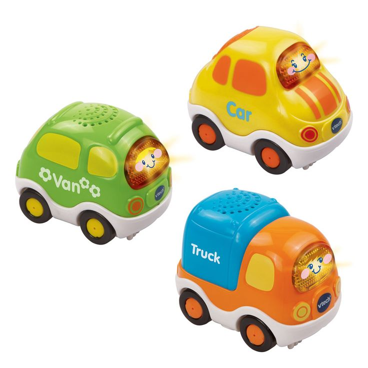 VTech Toot Toot Drivers 3 Pack - Assorted | Toys R Us Australia