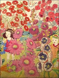 frills and colors and petals/all in the darkest home   HenryDarger