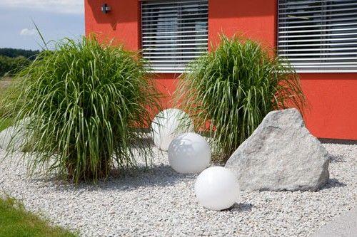 Schon Gartengestaltung Mit Steinen Und Gr Sern Modern Gartengestaltung Mit Kies