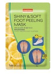 Shiny & Soft Foot Peeling Mask [Purederm]