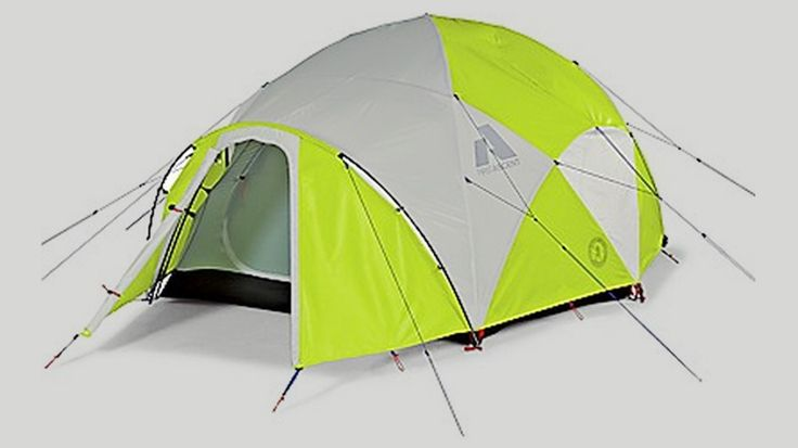 Looking to venture into great outdoors but not quite ready to go on a total tech detox? The Katabatic solar-powered tent might be the camping product you've been waiting for.