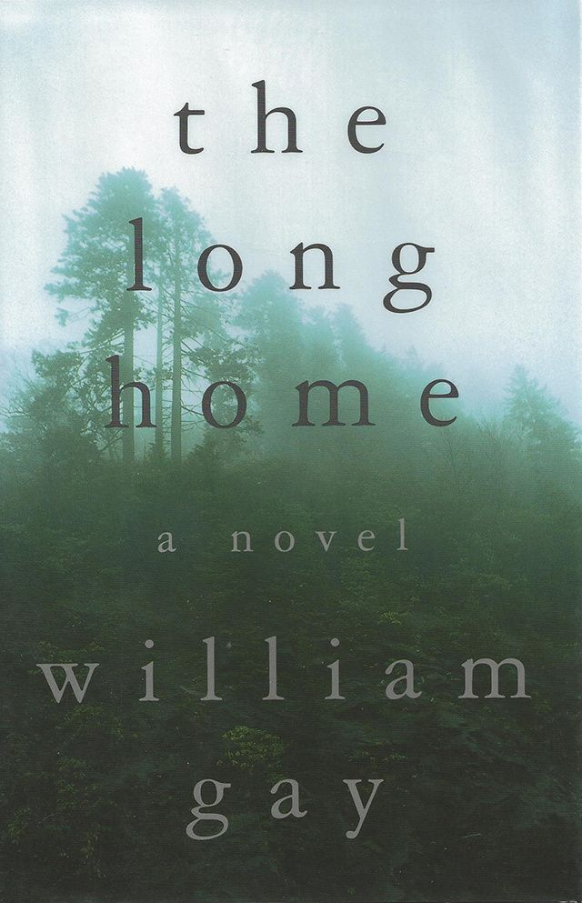 Book Tip by #JamesFranco: William Gay's 'The Long Home'