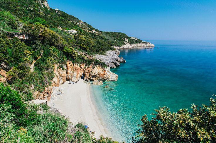 Mylopotamos Beach - Pelion Greece | by Cristian Ghe.
