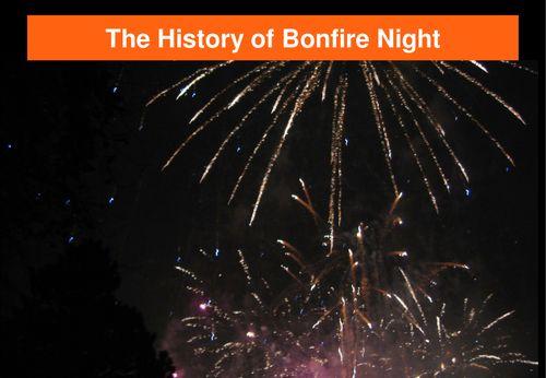 HISTORY OF BONFIRE NIGHT AND  QUIZ - KS2
