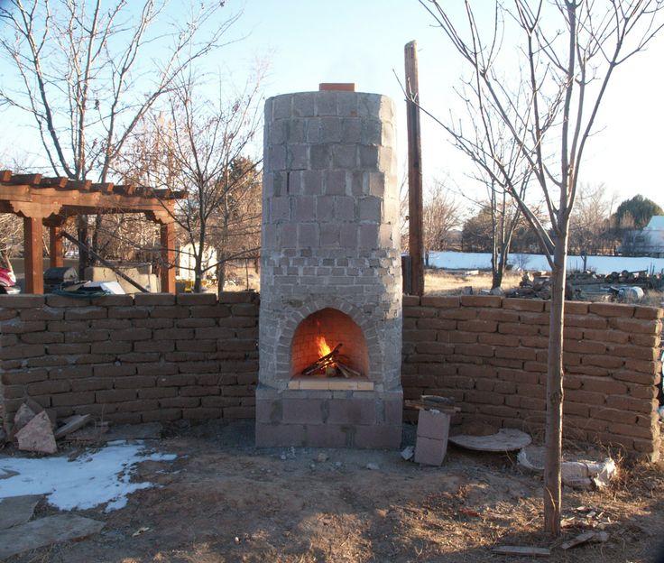 7 best nm kiva fireplace - adobe construction images on Pinterest