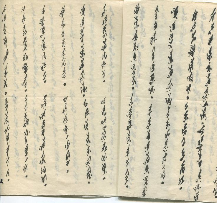 Remembering Nüshu Nüshu, a Chinese script only women could write, was passed down from mother to daughter, but usage has dwindled with time. (pictured: A sample of Yi Nianhua's Nüshu writing. The fat lines made the characters almost illegible for Silber. Ancient Art, Ancient History, Glyphs Symbols, Marriage Law, Script Writing, Types Of Lettering, Book Writer, Women In History, 19th Century