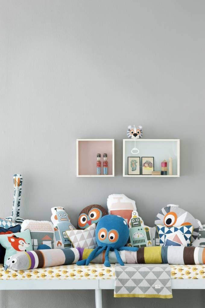 Naken Interiors | ferm LIVING Snake Toy | Kids Toys