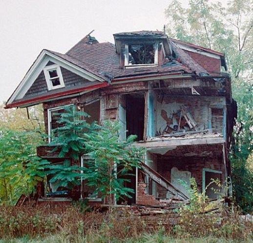 Urban Southern Decay Of Georgia