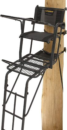 RIVERS EDGE Lockdown 1-Man Ladder Stand, EA