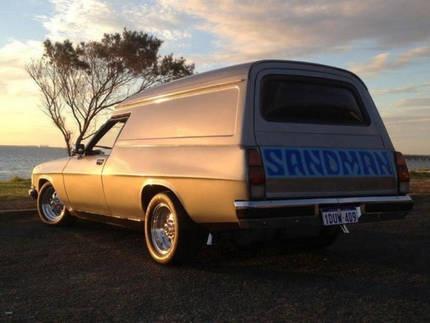 1977 Holden Sandman