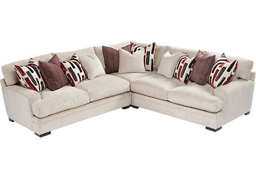 Very pretty, minus accent pillows, reasonably priced at 1999.99. Rooms