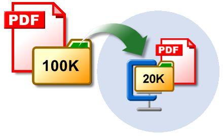 Cum reducem marimea unui fisier pdf