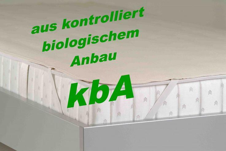BNP Bed Care Matratzen-Auflage ClimaTop (eco) aus kontrolliert biologischem Anbau kbA