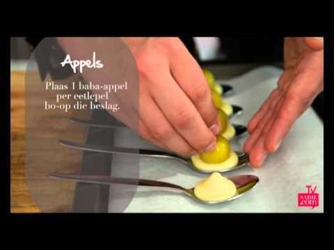 Herman maak lepelvol-appeltert #tert #tart #appel #apple