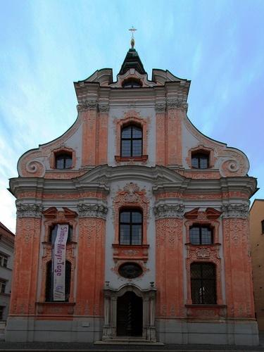 Asam kirche Ingolstadt