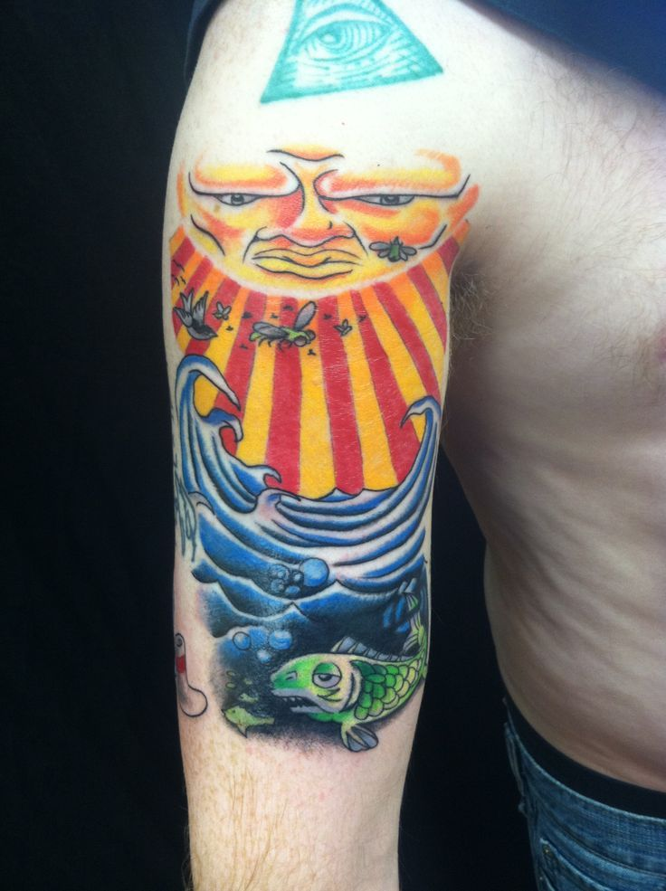Sublime tattoo | Tattoos Body Art Designs for Tattoos | Pinterest