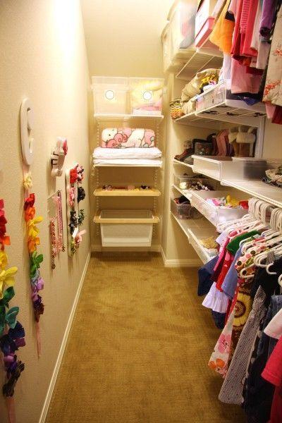 HDYDI: Organize A Kidsu0027 Closet