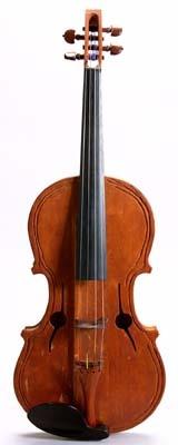 NMM 10181. Viola by Carleen Hutchins, Montclair, New Jersey, 1953