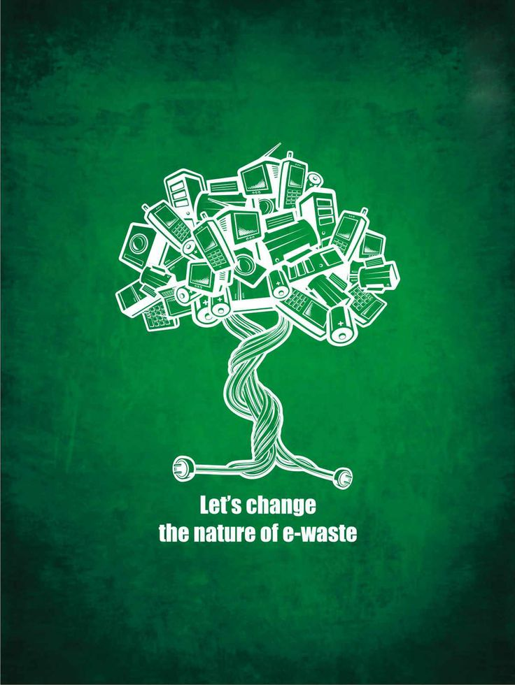 Get to know how #EWaste #disposal works.