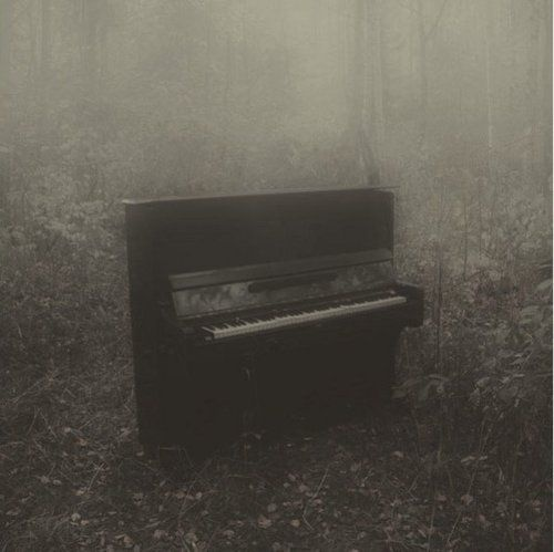 If a piano plays in the forest and no one's there to hear it...?