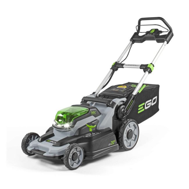 "BH Gardeners, EGO 56V 19"" cordless Lawnmower c/w battery, charger  and more Lawn Mowers in Garden Machinery"