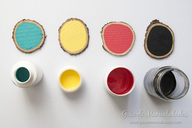 Cómo hacer pintura pizarra casera
