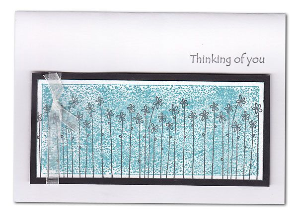 MT203d Thinking Of You Card