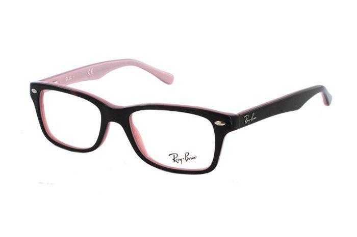 Einzigartig im Style und hochwertig in der Verarbeitung - Das sind die Brillen aus der aktuellen Kollektion von Ray-Ban! Ray-Ban RY1531 3580 Brille in top havana on opal pink Für besonders schmale Köpfe Schön, modisch und...