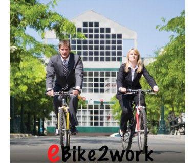 Ebike 2 work bike bicycle Scooter electric