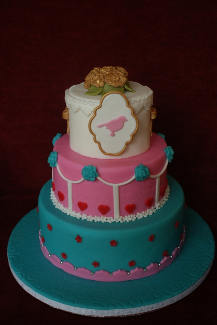 Pip Studio cake! :)