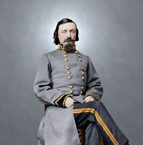 a biography of george pickett a major general in the confederate states army Historical records matching maj general george e pickett (csa) 1825 - july 30, 1875) was a career united states army officer who became a general in the confederate states army during the american he had been holding a commission as a major in the confederate states army artillery.