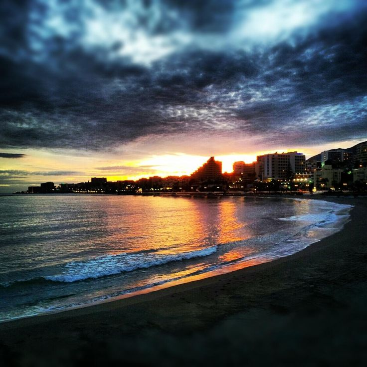 nice Sunset Beach Benalmadena Low Cost Holidays