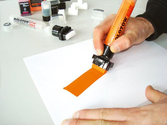 Molotow Transformer Markers: Transformers, Crafts Ideas, Jumbo Markers, Graphics Design, Things, Paintings Pens, Paintings Brushes, Molotow Markers, Art Supplies