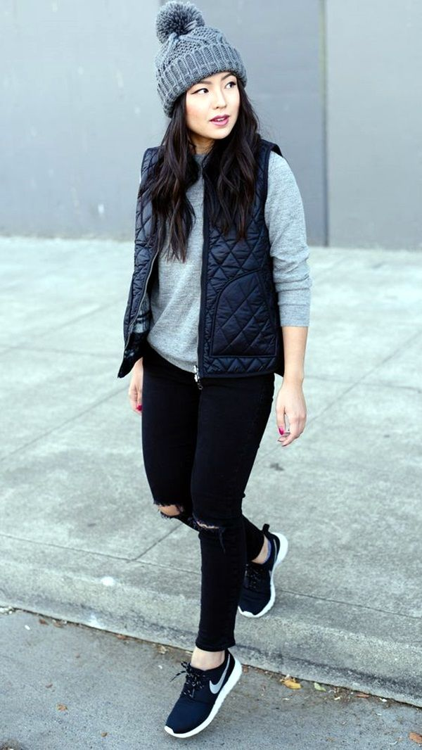 45 Comfy Sporty Outfits for Fitness-loving Teens - Latest Fashion Trends