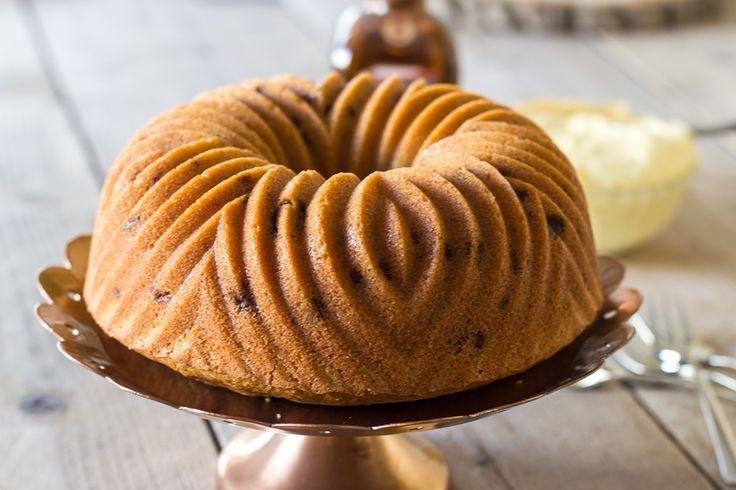 Sinaasappelcake / tulband - Zoetrecepten