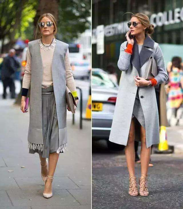 16adf0738 What to Wear 4 Top Stylish Work Outfit idea for Fashionable Woman #fashion  #office #work #attire #stylish #women #outfit #ideas #fashionable #longvest  ...