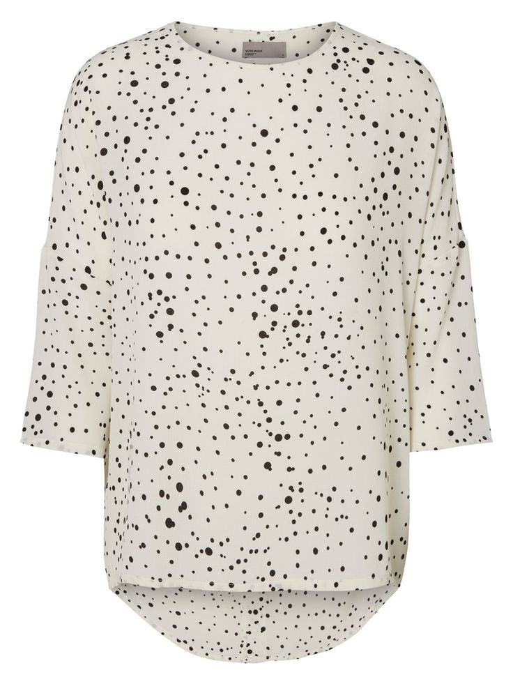 Dot shirt from VERO MODA.