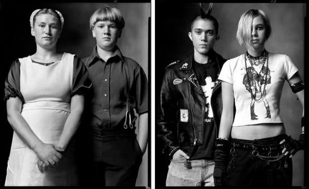 Amish Teens / Punk Teens