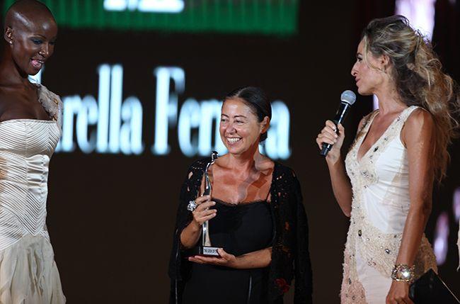 THE LOOK OF THE YEAR -  Stylist Marella Ferrera -  Model Youma Diakite -  Lead Jessica Polsky
