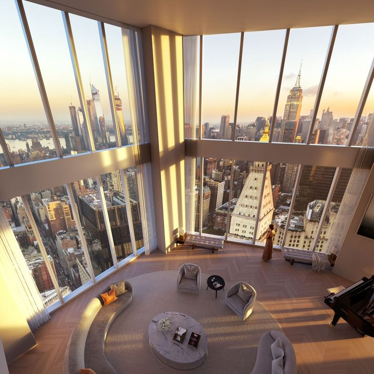 Madison Park Apartments California: Madison Square Park Tower's Breathtaking Penthouse Returns