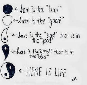 Ying Yang This shows the different meanings of Ying and Yang and what they represent. it represents 'Life'