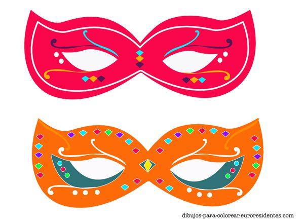 26 best disfraces caseros images on pinterest carnivals - Mascaras para carnaval ...