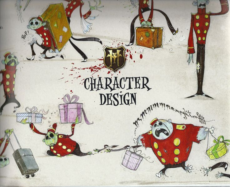 Character Design Hotel Transylvania : Best character design images on pinterest hotel