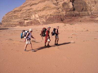 Trekking trough the Kingdom 8 days / 7 nights, Sherazade Travel