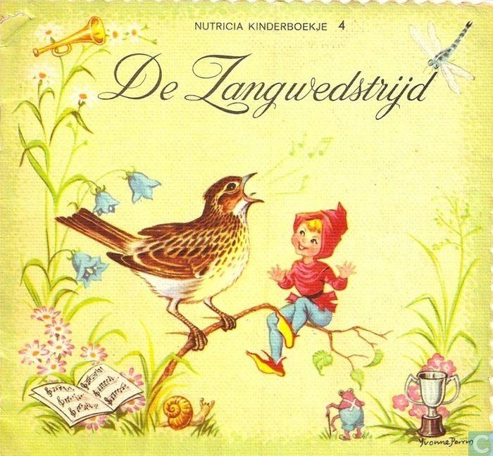 nutricia kinderboekjes - Google zoeken