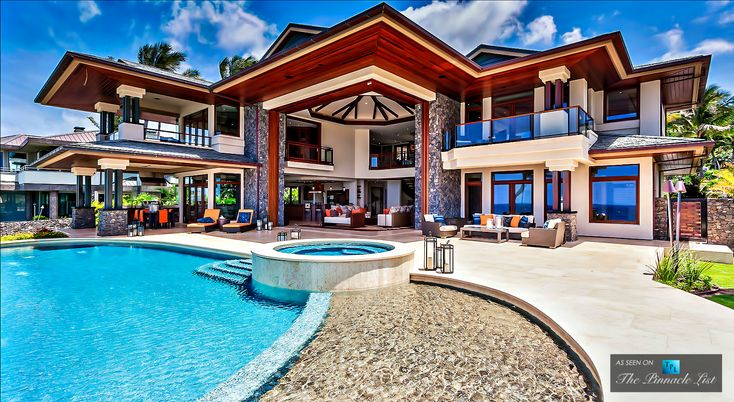 136 best custom exotic and luxury dream homes images on for Luxury beach houses