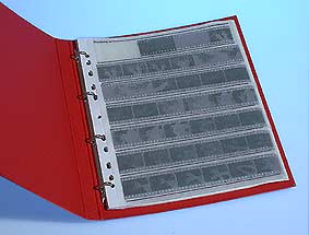 quaderno ad anelli + 50 fogli portanegativi pergamino 135 mm   Bustine pergamino 100 pz. formati vari    #archiviazione #fotografia #pellicola mailto:info@fotom... www.fotomatica.it