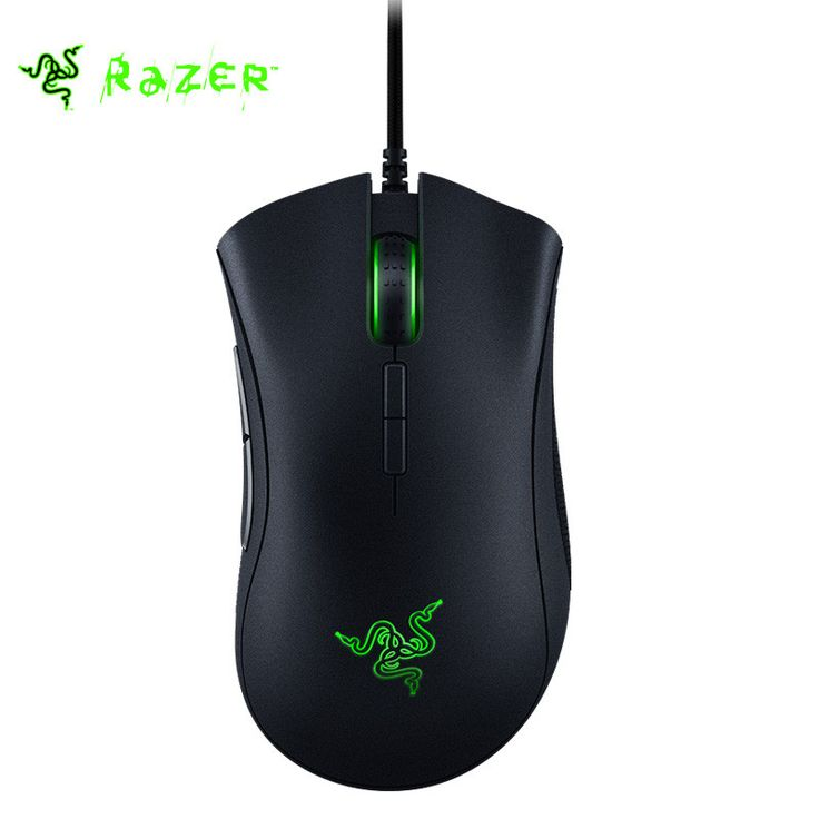 What's not to love? Razer DeathAdder ... http://epicbuy.org/products/razer-deathadder-elite-16000dpi-razer-mouse-usb-wired-optical-gaming-mouse-7-independently-programmable-hyperesponse-buttons?utm_campaign=social_autopilot&utm_source=pin&utm_medium=pin