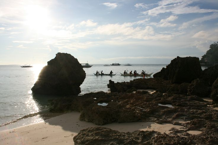 boracay, philippines, paradise