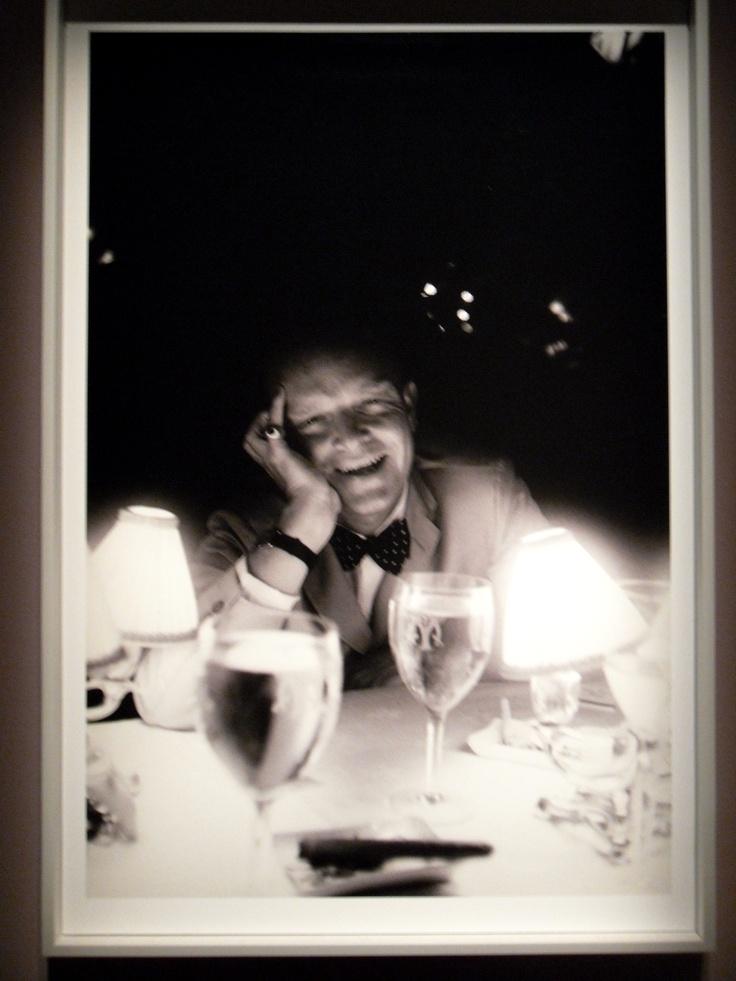 Champagne Truman: